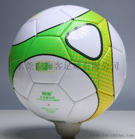 鞠客T630炫彩一代機縫足球3#4#5#