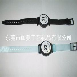 供应手表带  各种手表配件带  塑胶手表带 品质好