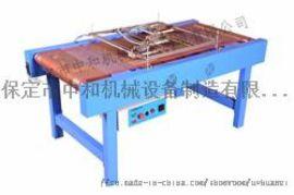 不伤线的热缩管加热设备 多工位热缩管加热设备