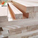 橡胶木方实木板家具木材橡胶木厂家生产