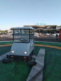 济宁工厂用小型电动驾驶式扫地车