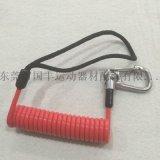供應織帶扣可旋轉彈簧鋼絲繩