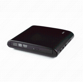 USB外接DVD刻錄機 可加SD卡 2.5寸硬盤