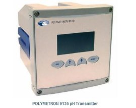 法国polymetron 8350在线PH分析仪,polymetron 8350.4PH计电极