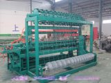 恒泰厂家供应全自动草原网牛栏网牧场建筑工地围栏编织机器