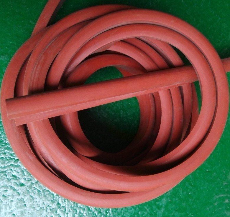 热风循环烤箱用E型硅胶密封条