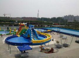 黑龙江哈尔滨水上乐园设备厂家设计新颖快乐时时彩口碑超好