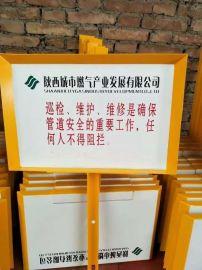 汉中批量生产燃气标牌制作【价格电议】