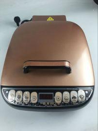 緣福電餅檔家用雙面加熱正品烙餅機蛋糕機禮品家電