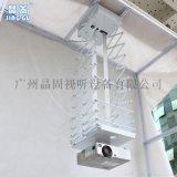 特价超薄行程1米投影机电动吊架 交剪式伸缩吊架