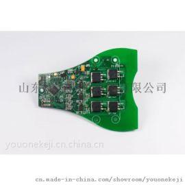 无刷电机驱动器控制器园林工具控制器