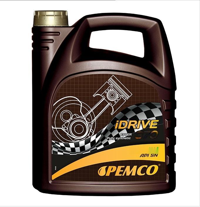 德国PEMCO机油 至臻370 0W-40 SN/CF 4L原瓶进口