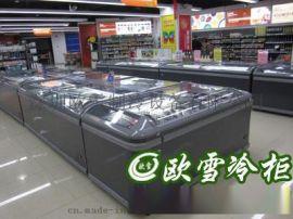 湖南长沙超市冷冻展示柜  冷柜有什么牌子