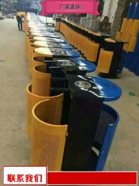 塑料环卫垃圾桶品质高 广场垃圾桶厂家