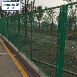 高速公路道路防护网;钢板网护栏;防护网