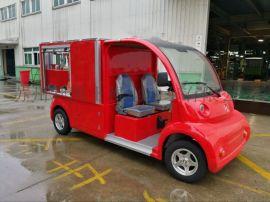 社區電動消防車/帶水箱\價格