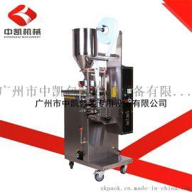 厂家直销全自动食品颗粒包装机 条状冲剂颗粒包装机