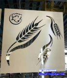 雕花镂空铝板 镂空铝板护栏 佛山镂空装饰铝板