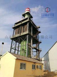 山东穹蓝环保砖厂专用静电除雾设备