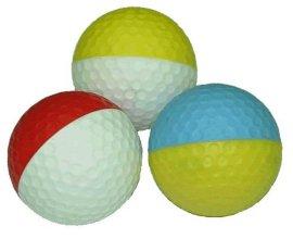 高尔夫加重空心练习球 M-047