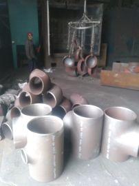 碳鋼對焊無縫彎頭、對焊無縫三通滄州恩鋼管道