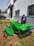 开沟施肥回填旋耕除草一体机 果园大棚专用田园管理机