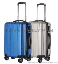 上海定制ABS拉杆箱 登机行李箱 广告礼品宣传箱