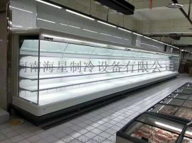 郑州专业定制蔬菜冷藏保鲜柜价格合理