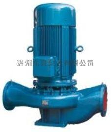 热水泵 IRG立式管道热水泵