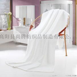 厂家直销宾馆酒店毛巾 一次性洗浴毛巾批发