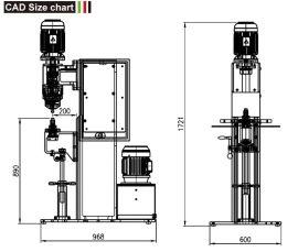 鸿昌旋铆机自动铆钉机伺服油压径向旋铆机压铆机