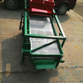小型五谷杂粮除杂筛选机 大豆筛分设备