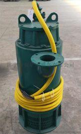新强泵业 矿用隔爆泵 潜污排沙泵 BQS排污排沙泵