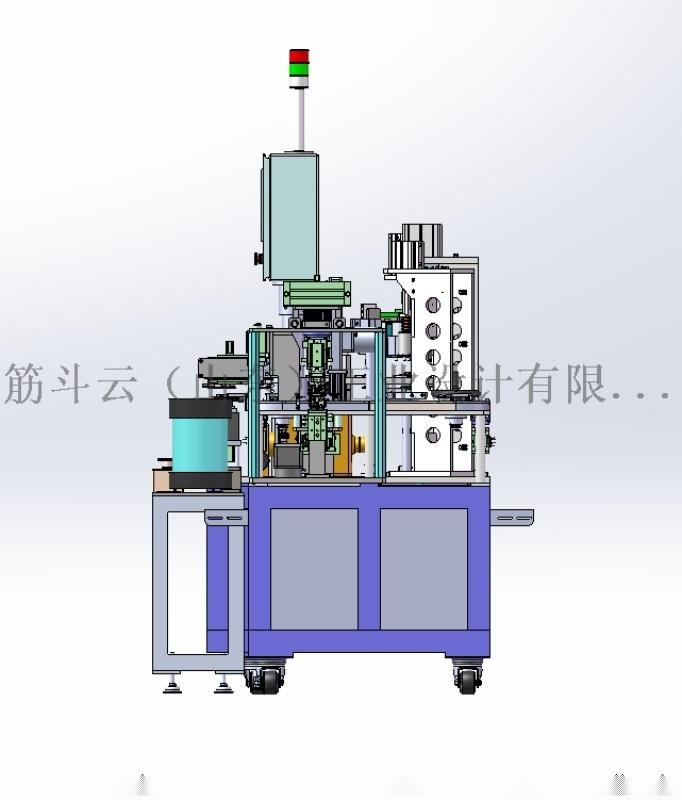 压铆焊接设计-机械制图-公司设计案例