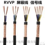 深圳金環宇電纜RVVP2*1監控電源線