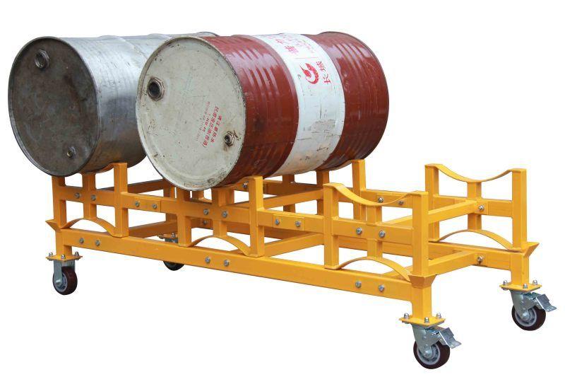 移動式油桶支架車TY-150