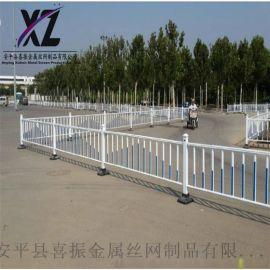 锌钢道路护栏 市政道路护栏安装 交通护栏厂家
