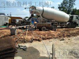 供销新型细石混凝土泵发生故障该如何解决