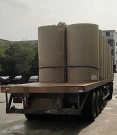 供应进口牛卡箱板纸150-450g
