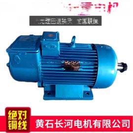 起重三相異步電動機 JZR2 71-10/80KW