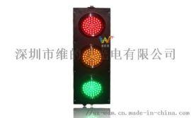 小型led交通灯 模拟教学红绿灯 装饰红绿灯