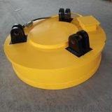 生產各種強磁吸盤 MW5系列廢鋼專用電磁吸盤