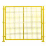 车间隔离护栏 车间分割防护网 仓储隔断围网
