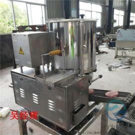 厂家直销肉饼成型机,蔬菜饼成型机,更换模具的成型机