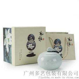 厂家定制精美茶具包装盒高雅礼品盒子