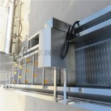 果蔬高压喷淋清洗机,气泡式清洗机,全自动净菜设备