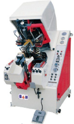 DS-868 2B 全自动爪式油压前帮机