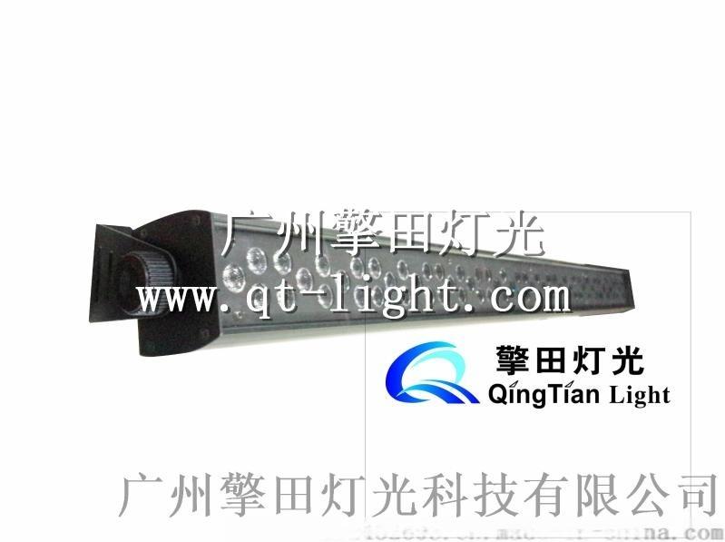 72顆1w3w四合一RGBW洗牆燈 戶外舞臺防水洗牆燈