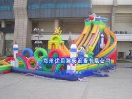 充气类玩具 天津充气玩具城堡充气玩具乐园批发