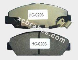 半金属刹车片HC-0203